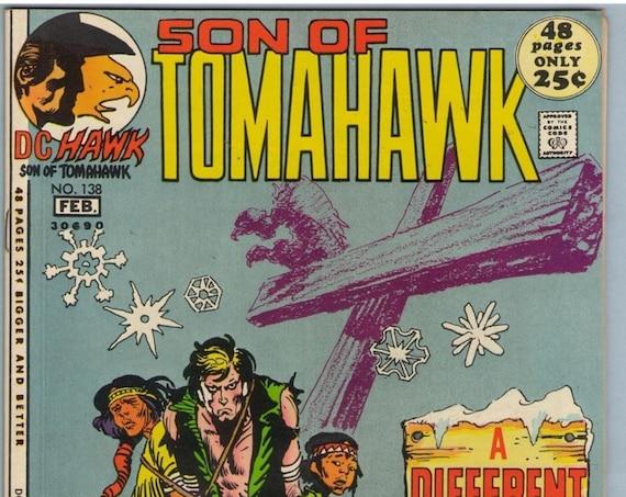 Tomahawk 138 Feb 1972 VF (8.0)