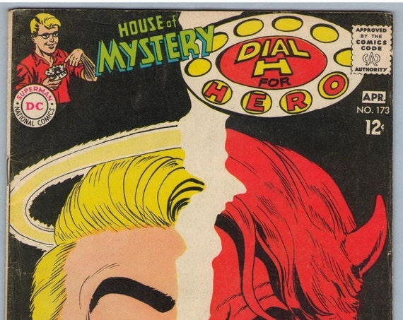House of Mystery 173 Apr 1968 VG+ (4.5)