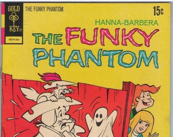 Funky Phantom 5 1972 FI-VF (7.0)