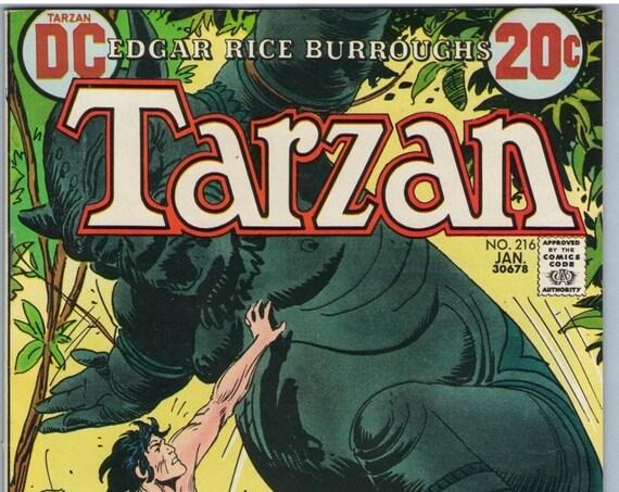 Tarzan 216 Jan 1973 FI-VF (7.0)