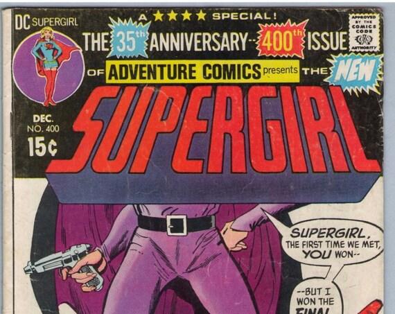 Adventure Comics 400 Dec 1970 VG- (3.5)