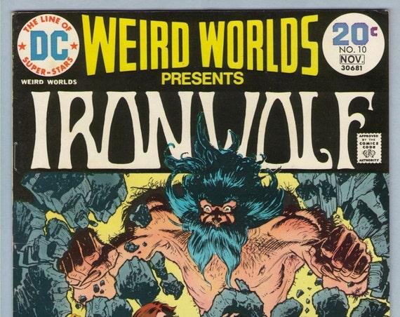 Weird Worlds 10 Nov 1974 VF-NM (9.0)