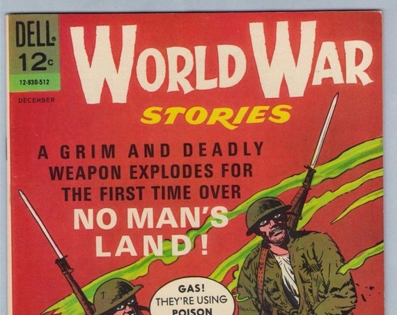 World War Stories 3 Dec 1965 VF-NM (9.0)