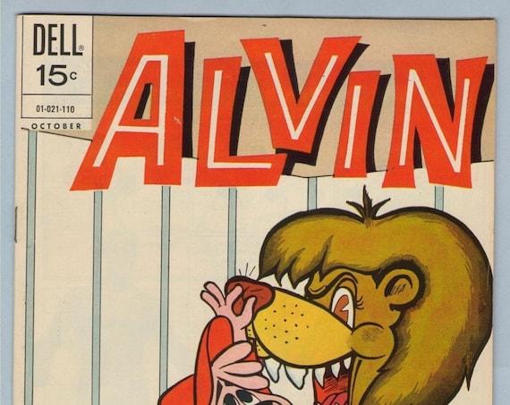 Alvin 22 Oct 1971 NM- (9.2)