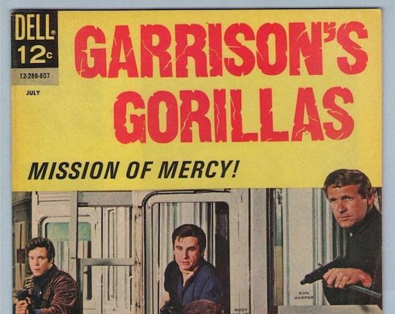 Garrison's Gorillas 3 Jul 1968 VF+ (8.5)