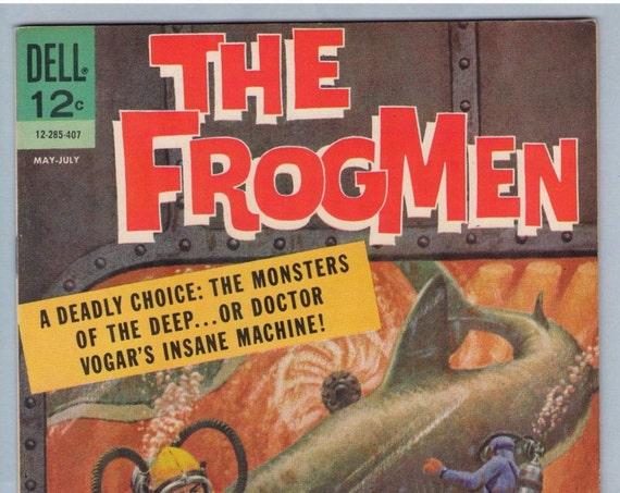 Frogmen 9 May 1964 VF-NM (9.0)