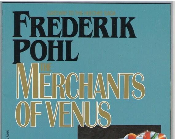 DC Science Fiction Graphic Novel 4 (Merchants of Venus) 1986 VF-NM (9.0)