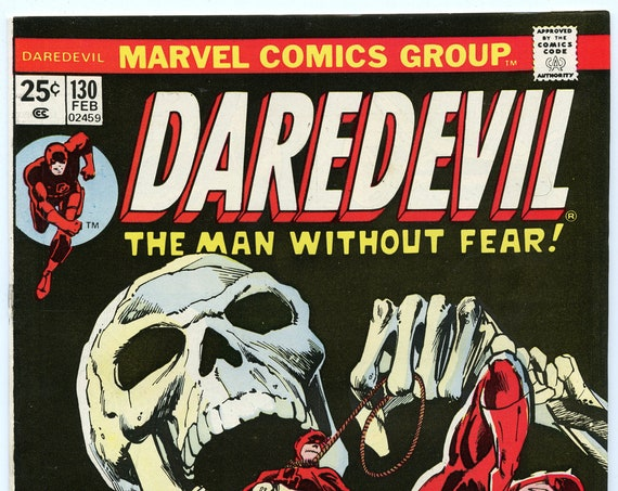 Daredevil 130 Feb 1976 FI+ (6.5)