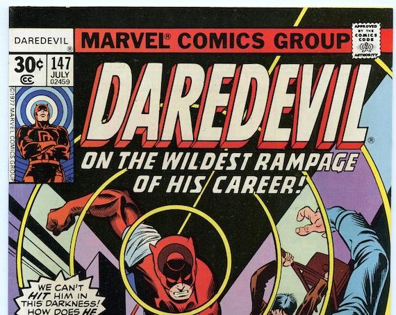 Daredevil 147 Jul 1977 FI (6.0)
