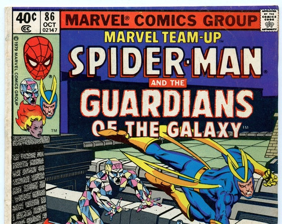 Marvel Team-Up 86 Oct 1979 VG (4.0)