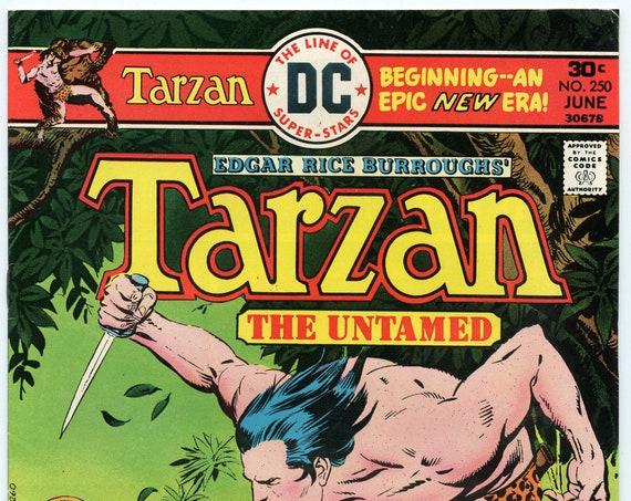 Tarzan 250 Jun 1976 FI+ (6.5)