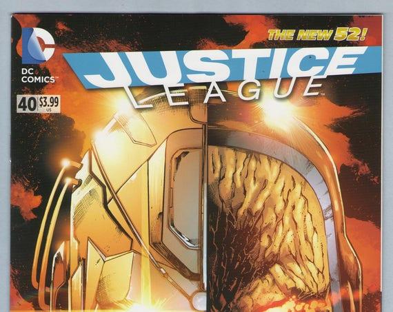 Justice League V2 40 Jun 2015 NM- (9.2)