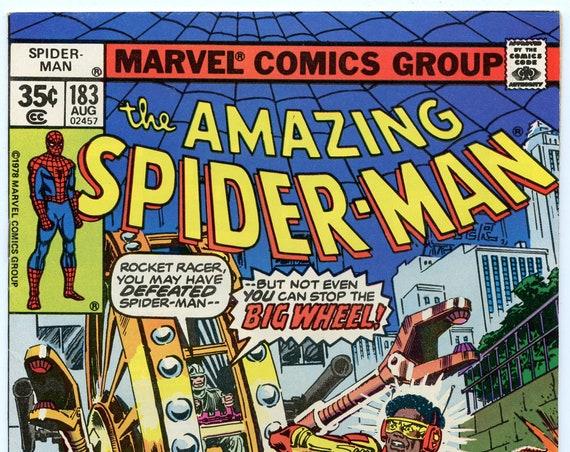 Amazing Spider-man 183 Aug 1978 VF-NM (9.0)