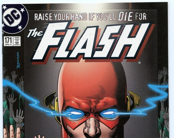 Flash V2 171 Apr 2001 NM- (9.2)