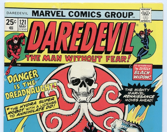 Daredevil 121 May 1975 VG-FI (5.0)