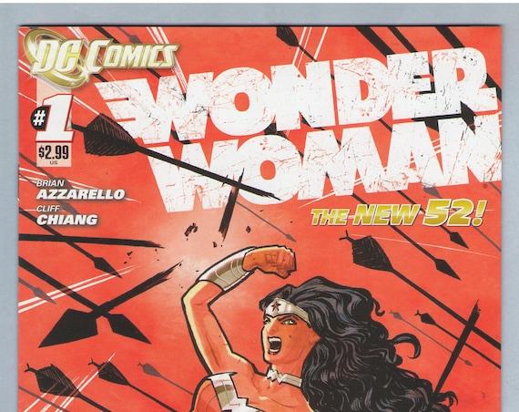 Wonder Woman V3 1 Nov 2011 NM- (9.2)