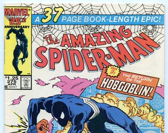 Amazing Spider-man 275 Apr 1986 VF (8.0)