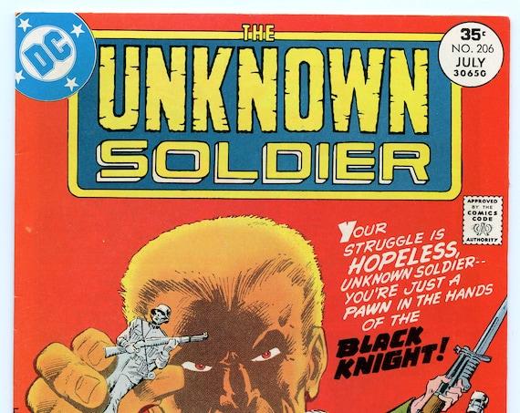 Unknown Soldier 206 Jul 1977 VF- (7.5)