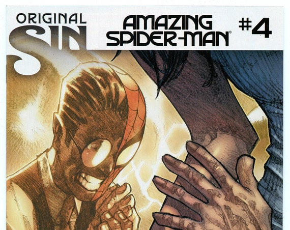Amazing Spider-Man V3 4 Sep 2014 NM- (9.2)