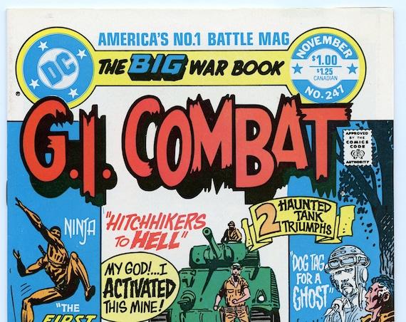 GI Combat 247 Nov 1982 VF (8.0)
