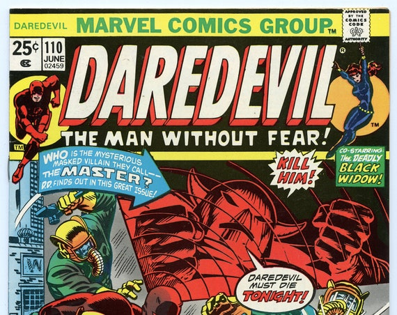 Daredevil 110 Jun 1974 FI (6.0)