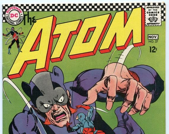 Atom 27 Nov 1966 FI-VF (7.0)