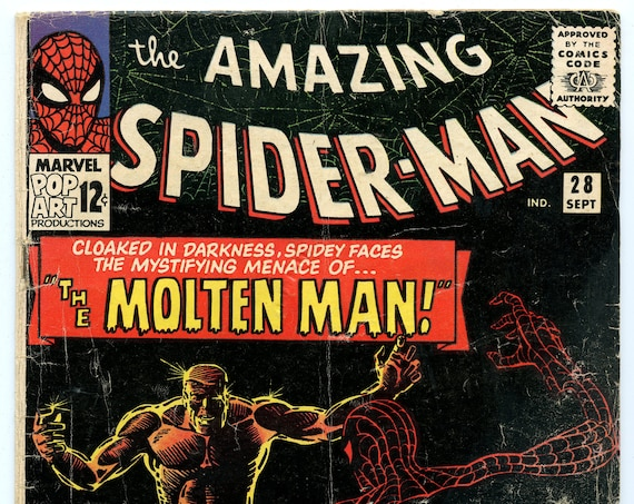 Amazing Spider-man 28 Sep 1965 GD-VG (3.0)