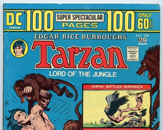 Tarzan 230 May 1974 FI- (5.5)