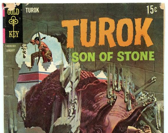 Turok 64 Jan 1969 VG- (3.5)