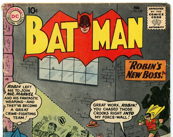 Batman 137 Feb 1961 PR (0.5)