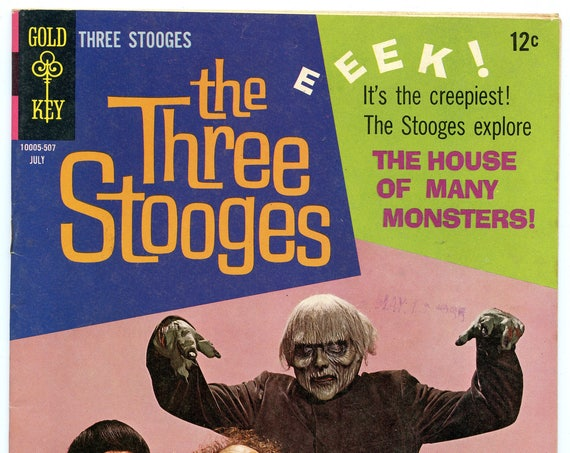 Three Stooges V2 24 Jul 1965 FI (6.0)