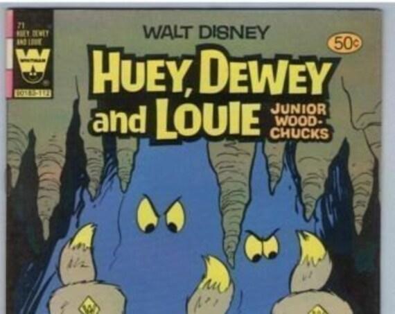 Huey Dewey and Louie 71 1981 VF-NM (9.0)
