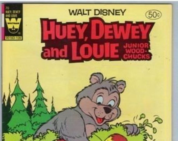 Huey Dewey and Louie 70 1981 VF-NM (9.0)