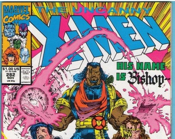 X-Men 282 Nov 1991 NM- (9.2)