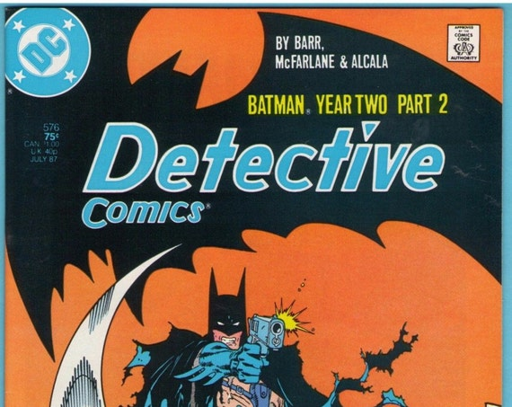 Detective Comics 576 Jul 1987 NM- (9.2)