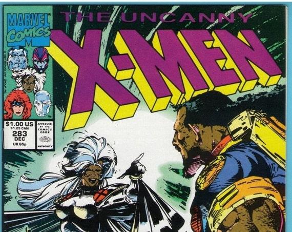 X-Men 283 Dec 1991 NM- (9.2)