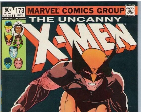 X-Men 173 Sep 1983 NM- (9.2)