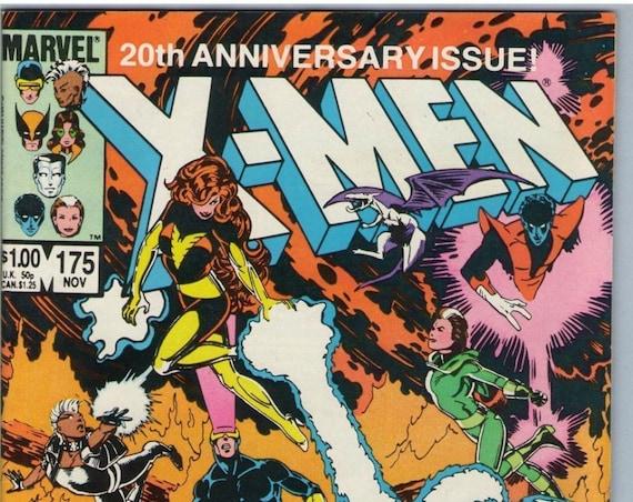 X-Men 175 Nov 1983 VF-NM (9.0)