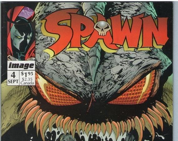 Spawn 4 Sep 1992 NM- (9.2)
