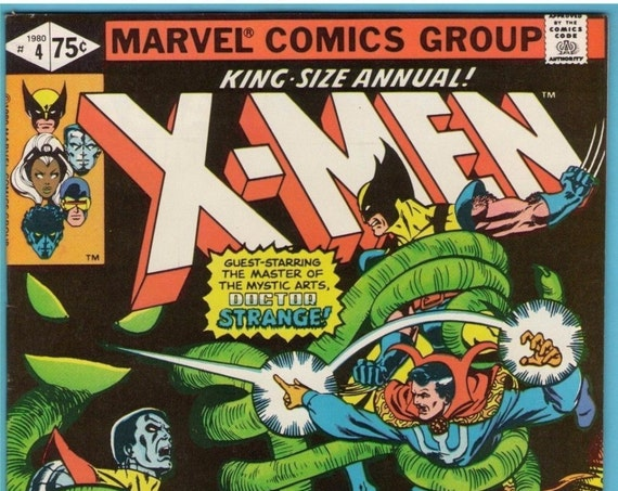 X-Men Annual 4 1980 VF-NM (9.0)