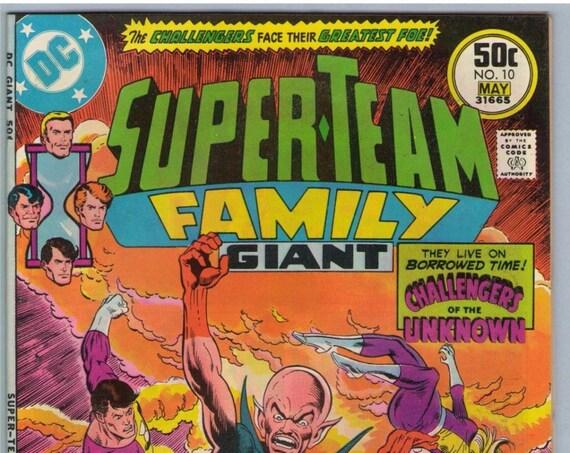 Super-Team Family 10 May 1977 FI (6.0)