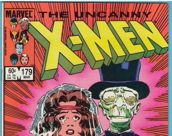X-Men 179 Mar 1984 NM- (9.2)