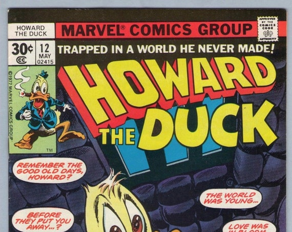 Howard the Duck 12 May 1977 VF (8.0)