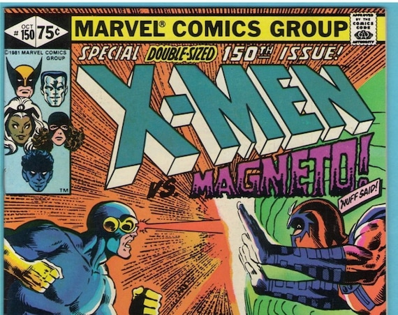 X-Men 150 Oct 1981 VF-NM (9.0)