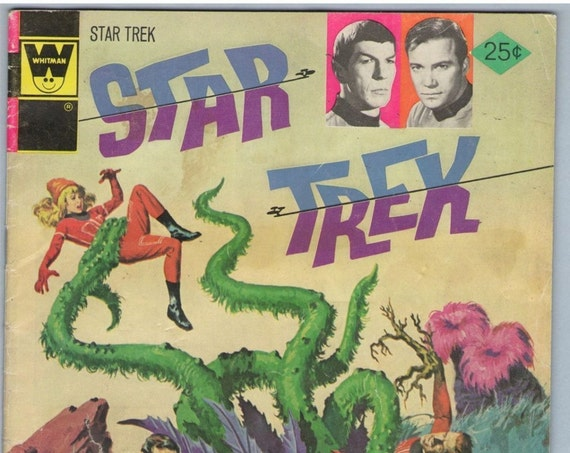 Star Trek 29 Mar 1975 VG- (3.5)
