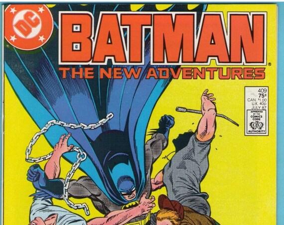 Batman 409 Jul 1987 NM- (9.2)