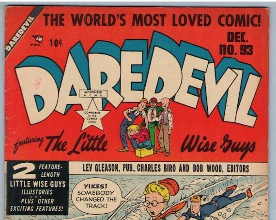 Daredevil Comics 93 Dec 1952 VG+ (4.5)