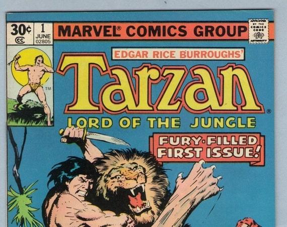 Tarzan (2nd series) 1 Jun 1977 NM- (9.2)