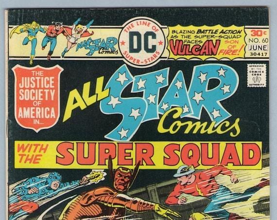 All-Star Comics 60 Jun 1976 VF (8.0)
