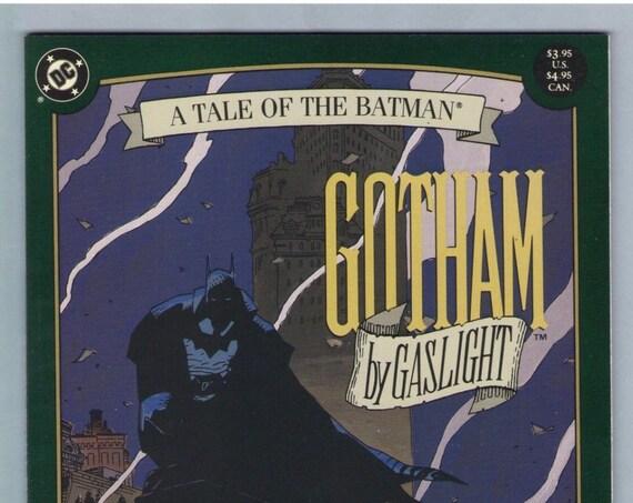 Gotham by Gaslight 1989 NM- (9.2)